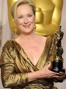 Photo of Meryl Streep