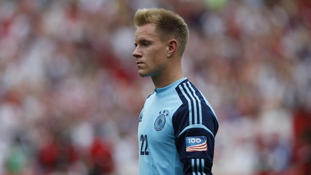 Liga - Ter Stegen future in doubt after Barca transfer ban