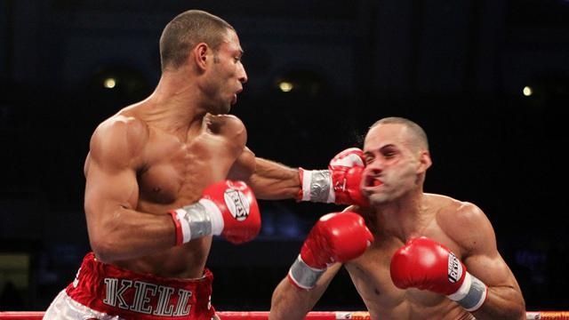 Boxing - Kell Brook's world title fight set for January 19
