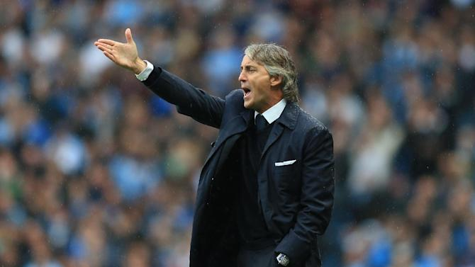 Roberto Mancini knows his side need to improve if they want to be successful in the Champions League