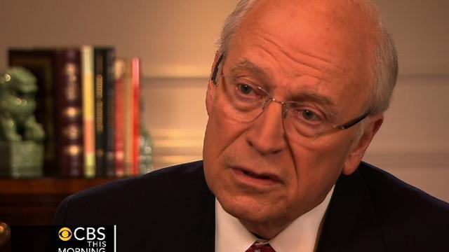 "Cheney: Hagel, Brennan gave ""poor"" showings in confirmation hearings"