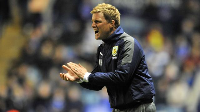 Howe to leave Burnley for Bournemouth