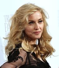 Madonna booed after late show start
