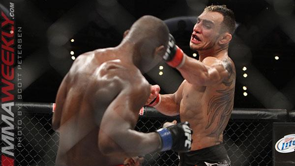 TUF 13 Winner Tony Ferguson Meets Katsunori Kikuno at UFC 173