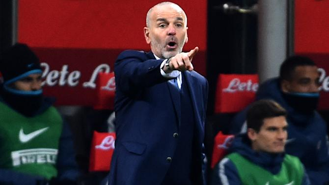 Pleased Pioli wants more from Inter