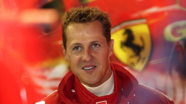 Formula 1 - Ferrari plans event for Schumacher