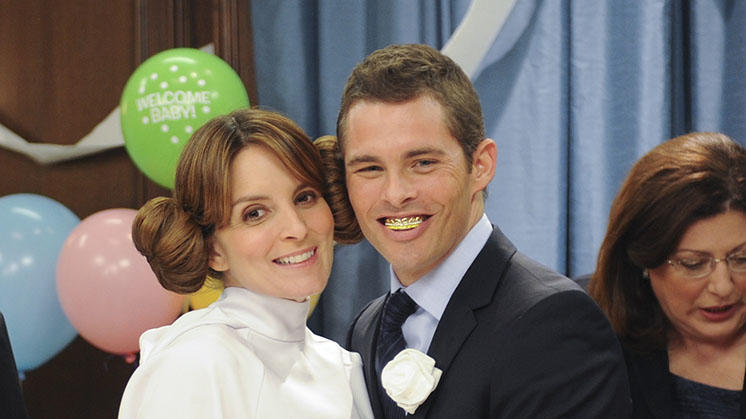 TV Weddings - Liz Lemon and Criss Chros: ?30 Rock? (2012)