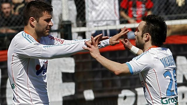 Ligue 1 - Gignac goal lifts Marseille up to second