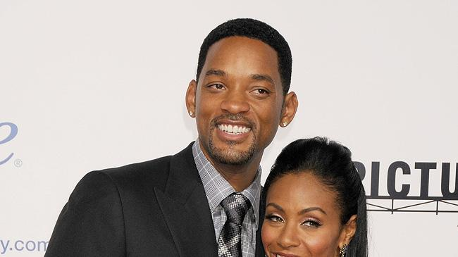 The Women LA Premiere 2008 Will Smith Jada Pinkett Smith