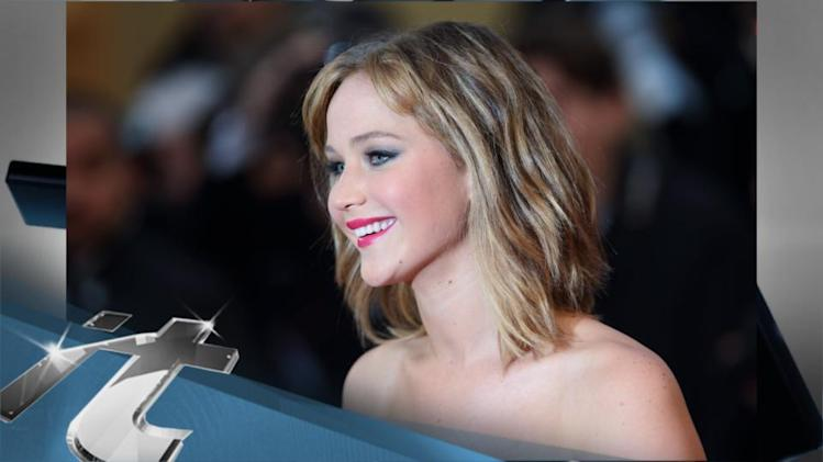 Jennifer Lawrence is a Red Carpet Winner Again in Christian Dior at Cannes