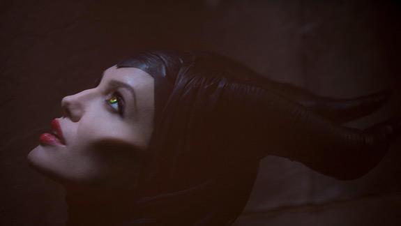 Get An Eyeful Of Angelina Jolie As 'Maleficent' As Disney Film Gets Underway