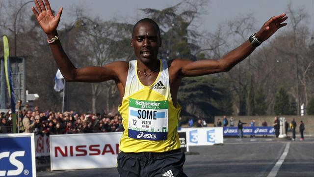Athletics - Some wins Paris Marathon