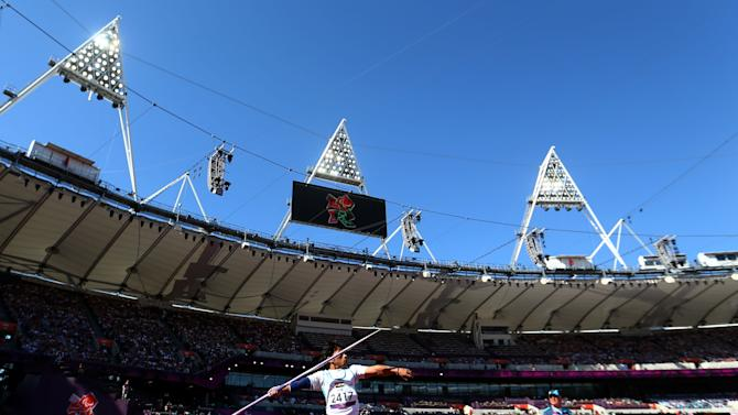 2012 London Paralympics - Day 9 - Athletics