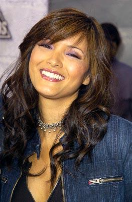 """Kelly Hu played Kista, the Eskimo girl who got deathly ill on that """"Night Court"""" three-parter where Dan Fielding was in the Reserves and had his plane shot down, but miraculously survived in the Great White North.  It was a cliffhanger thing. MTV Movie Awards - 6/5/2004"""