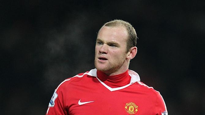 Wayne Rooney netted twice against Hannover