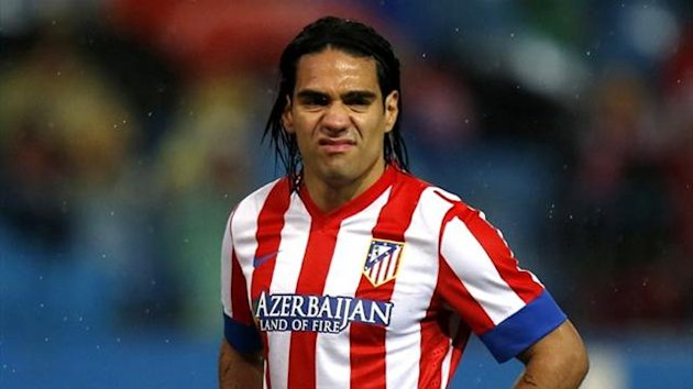 Radamel Falcao (Reuters)