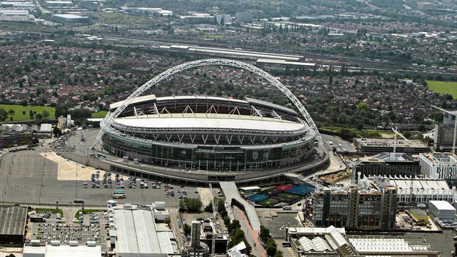 Football - Wembley naming rights not for sale - FA