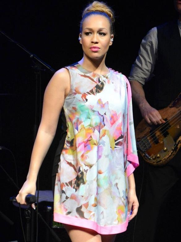 Rebecca Ferguson's Boyfriend Left Her When She Told Him She Was Pregnant, And FIRST Baby Photo