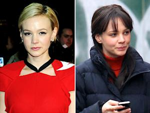 PIC: See Carey Mulligan With Long Brown Hair!