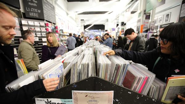 Record Store Day Sales Reach New High