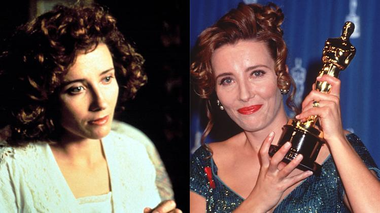 Emma Thompson, Best Actress of 1992, 'Howards End'