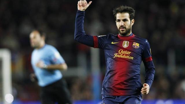 Champions League - Barca 'need cool heads' for Milan clash