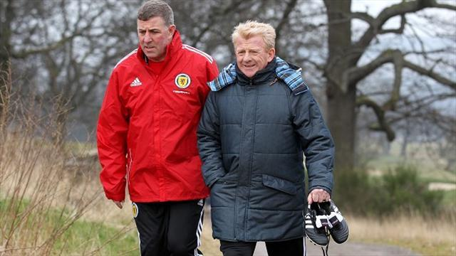 Football - McGhee expects Scots to be fired up
