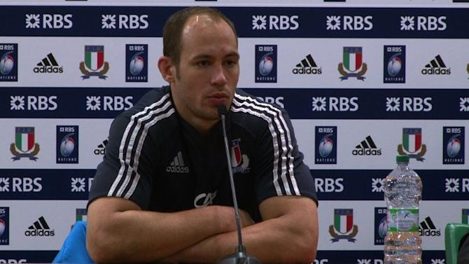 Italy preparing for France Six Nations clash