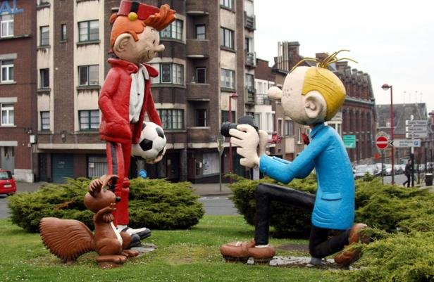 Spirou pourrait avoir son parc d 39 attractions en 2015 for 2 maison parc court