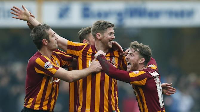 FA Cup - BT Sport to air Bradford FA Cup game for free after BBC snub