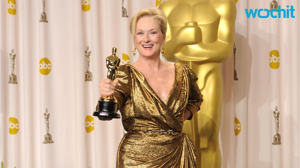 Oscars: 3 Degrees of Meryl Streep (or, What Every Acting Nominee Has in Common)