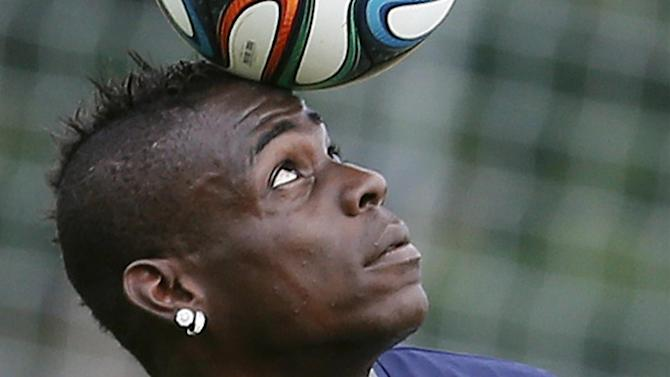 Serie A - Balotelli: I want to become a legend
