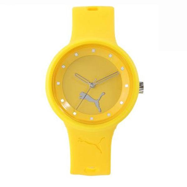 Slick Ladies 3HD Yellow Watch - £40 - Puma