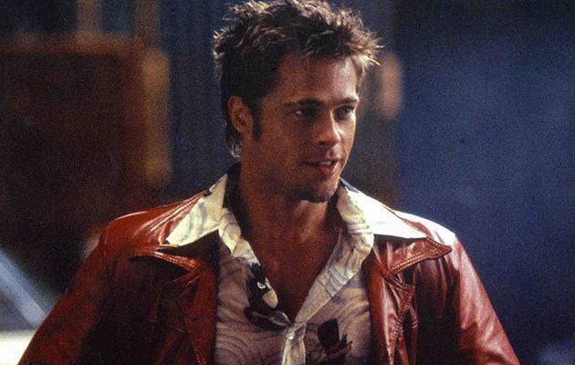 The changing look of Brad Pitt on screen
