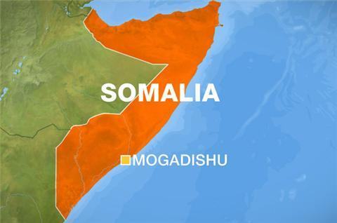 Suicide blast targets Somali security forces