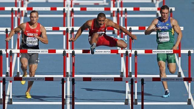Athletics - Eaton, Whiting and Lagat lead US world champs team