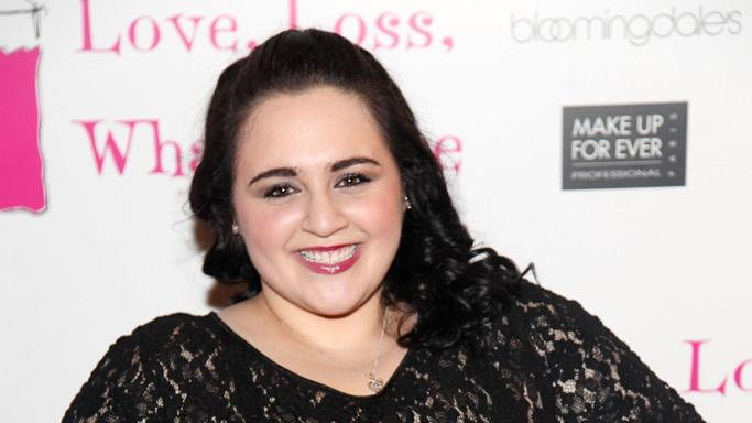 Nikki Blonsky Love Loss And WhatI Wore