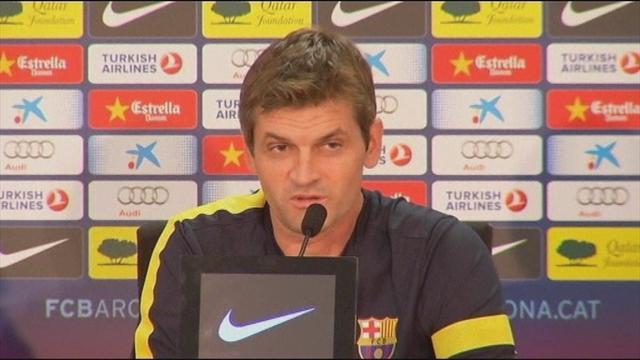 Vilanova 'not worried' about Clasico