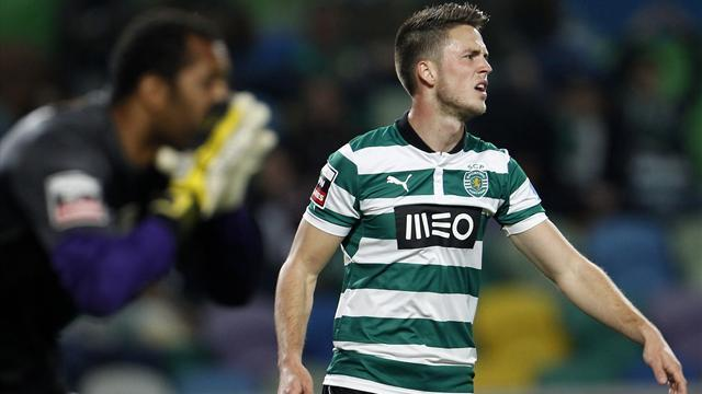 Premier League - Van Wolfswinkel keen to make impact