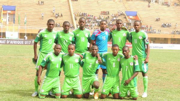 Eaglets depart for Chile ahead U17 World Cup opener