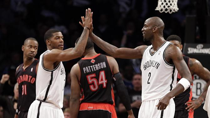 Raptors-Nets Preview