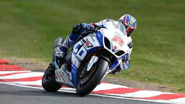 Superbikes - Oulton BSB: Brookes finds lost confidence