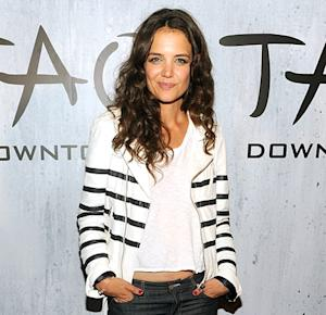 Katie Holmes Joins Twitter -- See Her First Tweet!