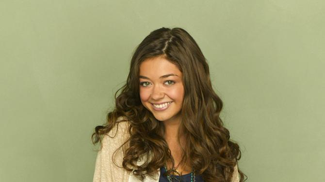 "Sarah Hyland stars as Haley in ""Modern Family ."""