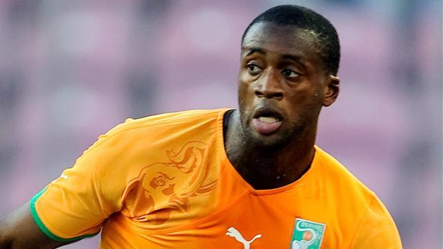 African Football - Toure shortlisted for African Footballer of the Year title