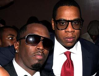 pst P Diddy Birthday Party