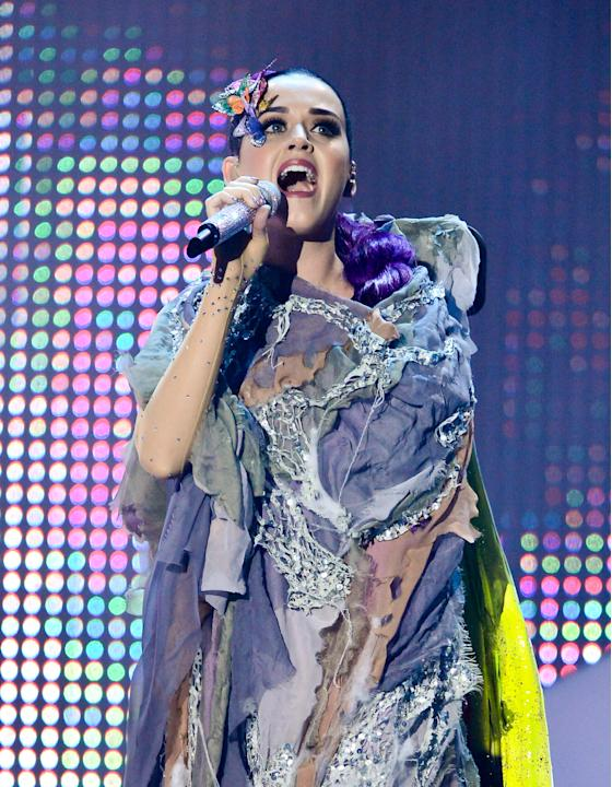 El revelador body de Katy Perry