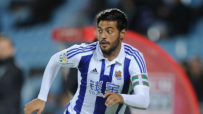 Agent: Vela staying with Sociedad, not joining MLS