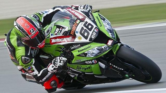 Superbikes - Monza WSBK: Sykes edges Laverty again to snatch pole