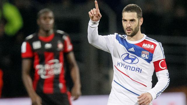 Ligue 1 - Lyon count on Lisandro